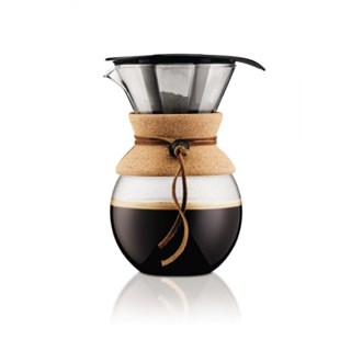 Bodum Pour Over 8 Cup ve Metal Filtre