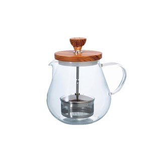 Hario Pull-Up Tea Maker Wood 700 ml